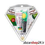 چسب لیزر مخصوص شیشه مدل LASER1 هل